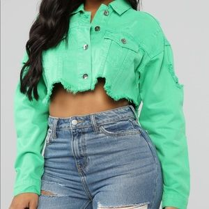 Fashion Nova - Envy Me Jacket